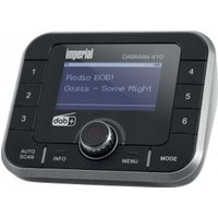 Imperial DABMAN 410 DAB+ Radio-adapter AUX, Bluetooth, FM Zwart