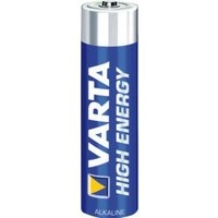 Varta 4903-12b Battery Alkaline Aaa-lr03 1.5 V High Energy 12 Pack