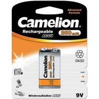 Oplaadbare Blok Batterij IEC code: 6LR61 of MN1604