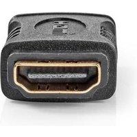 HDMI™-Adapter | HDMI™ Female HDMI™ Female | Zwart