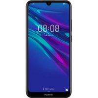 Huawei Y6 2019 Smartphone Hybrid-SIM 32 GB 15.2 cm (6. inch) 13 Mpix Android 9.0 Midnight Black