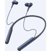 Sony WI-C600N Bluetooth Oordopjes Blauw