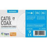 Technetix utp 6- coax-18  20m