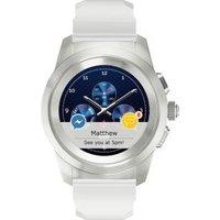 MyKronoz ZeTime hybrid smartwatch original 44mm wit