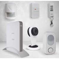 ELRO AS8000 Smart Home Compleet Alarmsysteem Met 1080P HD Camera & App