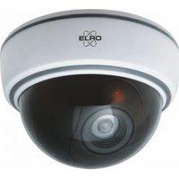 ELRO CDD15F Indoor Dummy Dome Camera met Flash Light