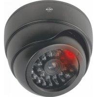 ELRO CDD17F Dummy Dome Camera met LED Flash Light Indoor