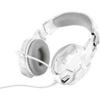 Gaming Headset White Cam. Gxt-33w