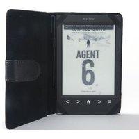 Odyssey zwart cover, Sony PRS-T1-T2 (OCS101BK)
