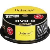 Intenso DVD-R 4.7GB, Printable, 16x (4801154)