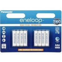 Panasonic Eneloop 8x (AAA-HR03) 750mAh