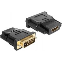 DeLOCK Adapter DVI 24+1 pin male > HDMI female (65466)