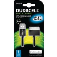 Duracell Apple 30 Pin