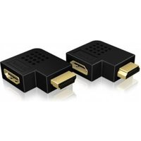 ICY BOX HDMI Adapter IcyBox HDMI Type A -> HDMI Type A St-Bu 270 (b) (60054)