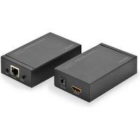 Digitus HDMI Extender (verlenging) via netwerkkabel RJ45 120 m 1920 x 1080 pix HDMI Video Extender ü