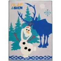 Tapijt Frozen Olaf & Sven