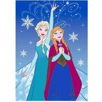 Vloerkleed Frozen: 95x133 Cm