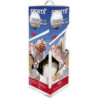 SportX Volleybal-Badminton Set