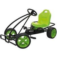 Skelter Blizzard Go Kart Green