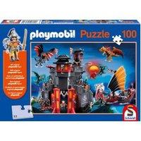 Schmidt Playmobil puzzel Asian Dragon Land 100 stukjes