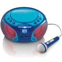 Lenc CD MP3 speler SCD-650 Roze