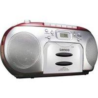 Lenco SCD-420 rood
