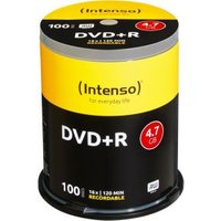 Intenso DVD+R 4,7 GB 16x (4111156)