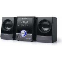 Muse M-38 BT Mini hifi-systeem met CD-MP3,USB & bluetooth