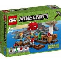 LEGO Minecraft Het Paddenstoeleiland