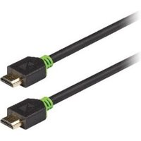 High Speed HDMI kabel met Ethernet HDMI connector HDMI connector 7,50 m grijs