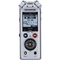 Olympus Mobiele audiorecorder Zilver