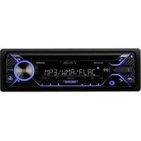 Sony Autoradio enkel DIN 4 x 55 W USB, Bluetooth, NFC-print