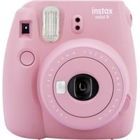 Fujifilm Instax Mini 9 instant camera Flamingo Pink