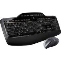 Logitech MK710 RF Draadloos AZERTY Frans Zwart toetsenbord