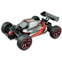 Amewi 22222 1:18 RC modelauto voor beginners Elektro Buggy 4WD Incl. accu, oplader en batterijen voo