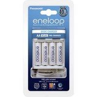 Panasonic Eneloop USB-lader incl. 1x4 Mignon 1900 mAh accu's