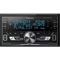 Kenwood Electronics DPX-M3100BT 50W Bluetooth Zwart autoradio
