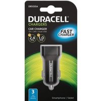 Duracell DR5035A Auto Zwart oplader voor mobiele apparatuur