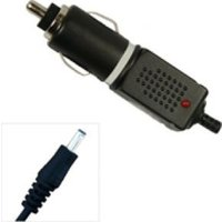 Xccess Car Charger Nokia LCH12 Comparable 500 mAh zwart