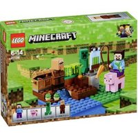 LEGO® Minecraft™ The Melon Farm