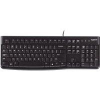 Logitech Keyboard K120 For business UK layout (920-002524)