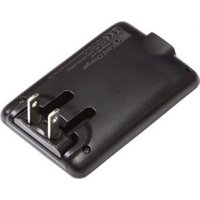 Knomo USB Card Charger USA Black