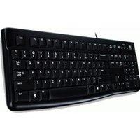 K120 keyboard voor business Logitech