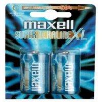 Maxell LR14 Alkaline C Batterij 2 stuks