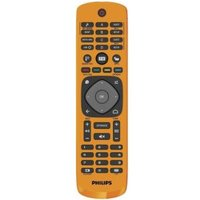 Philips 22AV9573A-12 Drukknoppen Oranje afstandsbediening
