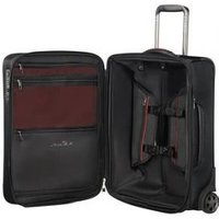 Samsonite Pro-DLX 5 Upright 55 Expandable black Zachte koffer