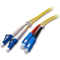 Glasvezel Kabel LC naar SC OS2 5 meter