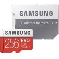 Samsung EVO Plus MB-MC256D 256GB MicroSDXC UHS-I Klasse 10 flashgeheugen