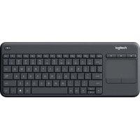 Logitech K400 Pro USB AZERTY Frans toetsenbord