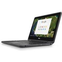 DELL Chromebook 3189 1.6GHz N3060 11.6  1366 x 768Pixels Touchscreen Zwart Chromebook